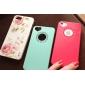 용 아이폰5케이스 케이스 커버 패턴 뒷면 커버 케이스 깃털 하드 PC 용 iPhone SE/5s iPhone 5