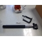 Z07-5 PLUS Anti-Rotating Cable Take Pole Selfile Monopod with Groove