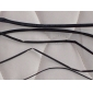 1M Black Heat Shrink Tubing - Five Size Pack (0.8/1.5/2.5/3.5/4.5mm)