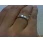 Everlasting love steel ring female models