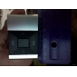 클립는 Schoolbag 모양의 실버 TF 카드 판독기 MP3 플레이어