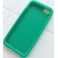 Etui Souple Couleur Unie pour iPhone 5 - Assortiment de Couleurs