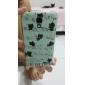 Pour Samsung Galaxy Coque Motif Coque Coque Arrière Coque Chat Polycarbonate Samsung S4