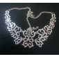 Women's Fashion European Collar Necklace Statement Necklace Alloy Collar Necklace Statement Necklace , Party Daily