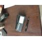 Fire Starter / Credit Card Survival Tool / ÖVERLEVNADSUTRUSTNING 하이킹 멀티 기능 / Survival 알루미늄 / 금속 블랙
