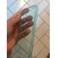 뜨거운 판매 초박형 스타일 아이폰 5 / 5S 소프트 유연한 투명 TPU 케이스 (모듬 색상)