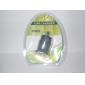 cigarro do carro Dual USB carregador de carro para iPhone 5 / 5s e outros (cores sortidas)