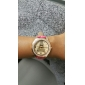 Women's Watch Luxury Diamond Eiffel Tower PU Band Strap Watch Cool Watches Unique Watches Fashion Watch