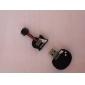 16GB de borracha macia Guitarra Elétrica USB PenDrive