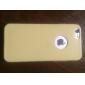 couleur bonbon mince matériau TPU coquille mobile pour iPhone 6 / 6s (couleurs assorties)