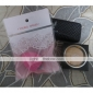 2in1 Dry&Wet Water Drop Microfiber Sponge Powder Puff for Concealer Foundation Blusher Water Swellable