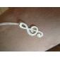 Ожерелье Ожерелья с подвесками Бижутерия Повседневные Камни по месяцу рождения Стразы Золотой / Серебряный Подарок