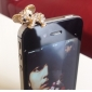 Rhinestone Lovely Koala 3.5mm Anti-dust Plug for iphone /Samsung(Assorted Color)