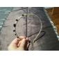 Doce Estilo Headbands de cristal