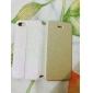 Etui de protection Touche soie - Porte carte + Presentoire - PU cuir - Iphone 5/5S (couleur au choix)