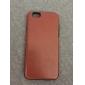 capa de couro ultra-colorido tpu + couro de luxo para iphone 6 (cores sortidas)