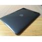 Cor sólida Caso duro PC com cristal para MacBook Air 13
