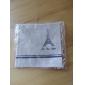Quadrate Shaped  Linen Placemat (1pcs)