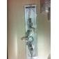 Montre Femme Quartz Bande bracelet Blanc / Marron / Vert