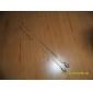 Gift For Girlfriend Fashion (Clear Rhinestone Long Drop) Silver Plated Drop Earrings (1 Pair)