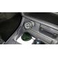 Cigarro Car Charger Isqueiro com Retractable Micro cabo USB para Samsung / HTC (12 ~ 24V)