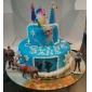 Olaf Snowman Ann Elas Princess Toys Dolls (6pcs / lot)