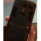 Pour Coque Motorola Antichoc Avec Support Coque Coque Arrière Coque Armure Dur Polycarbonate pour Motorola