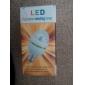 E26/E27 Ampoules Globe LED 3 LED Haute Puissance 270 lm RVB K AC 85-265 V