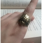 Vintage Indian Head Chiefs Forefinger Ring Ring Influx Of People In Europe And America Punk Men Women