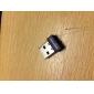 comfast® 150mbps cf-wu712p super mini usb placa de rede sem fio com o botão WPS