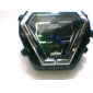 WEIDE® Men's Watch Military Black Steel Triangle Shape Analog-Digital Multi-Functional Wrist Watch Cool Watch Unique Watch Fashion Watch
