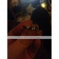 여성용 문자 반지 패션 의상 보석 라인석 합금 보석류 보석류 제품 일상