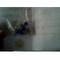 유행 Handmade 수 8 패턴 합금 발목 (블루, 다크 블루, 블랙, 핑크) (1 개)