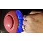 автоматическое давление электрического ветра ультрафиолетового света активирует сушилку для ногтей (питание от 3 батарей aaa)