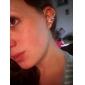 Femme Poignets oreille Zircon Alliage Bijoux Mariage Soirée Quotidien Décontracté