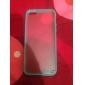 용 아이폰5케이스 울트라 씬 케이스 뒷면 커버 케이스 단색 소프트 PC iPhone SE/5s/5