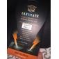Verre Trempé Antidéflagrant Haute Définition (HD) Coin Arrondi 2.5D Ecran de Protection Avant Anti-RayuresScreen Protector ForAppleiPhone