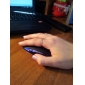 Super Mini 2.4G Wireless Optical Mouse 1600DPI  Luminous Can Be On or Off