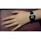 Женские Модные часы Наручные часы Часы-браслет Кварцевый Группа Кольцеобразный Серебристый металл