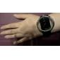 Женские Нарядные часы Модные часы Наручные часы Японский кварц Кварцевый Кожа Группа Черный
