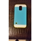 Hybrid Rugged Rubber Hard Case Cover for Samsung Galaxy S5  i9600