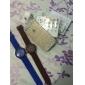 고체 고급 블링 반짝이 아이폰 5 / 5S 다이아몬드와 백 커버 케이스 (모듬 색상)
