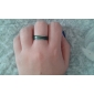 Women's Band Rings Color Gradient Costume Jewelry Enamel Alloy Circle Jewelry For Daily Casual Sports