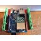 parafusar as placas de expansão do terminal v2 escudo para arduino - vermelho (2 peças)