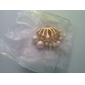 European After Hanging Small Pearl Earrings(1Pc)