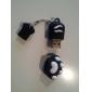 16GB Cute Dog Paw Резиновая USB Flash Drive