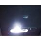 Merdia T10 12 x 5050 LED SMD Blanc lecture de lampe d'ampoule (12V)