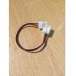 3528 SMD AWG22 Luz LED Strip Conexão Lamp Bilateral (12V-24V)