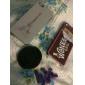 étui rigide chocolats de modèle de conception pour iphone 5 / 5s