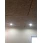 6W GU10 Lâmpadas de Foco de LED MR16 48 500-550 lm Branco Quente Branco Frio Branco Natural K AC 100-240 V